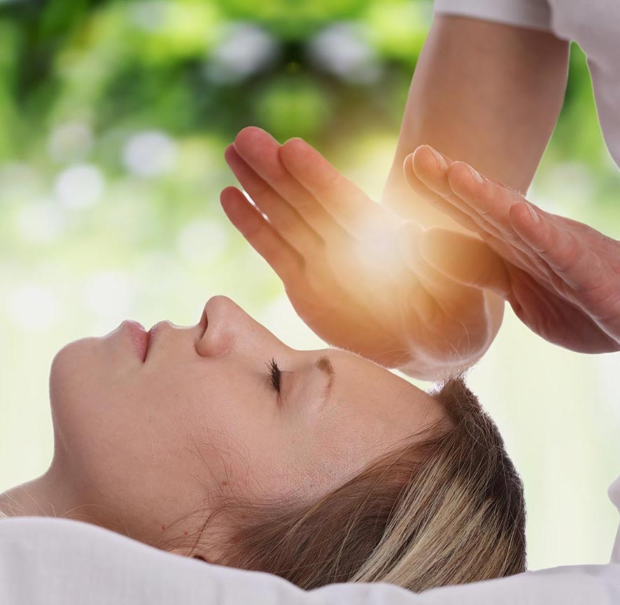 Reiki Healing Light