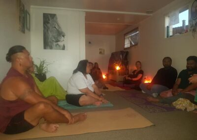 Sound & Energy Healing - sharing time